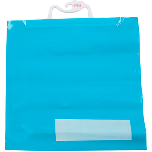PRESCRIPTION ORGANIZING BAGS FOR MEDICAL CABINET, BLUE, PACK OF 50 by Fire King