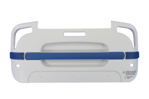 FOOTBOARD ASSEMBLY KIT, FRONT SHELL by Stryker Medical