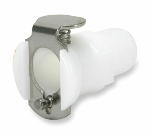 INLINE COUPLER ACETAL STRAIGHT-THROUGH by Colder Products Company