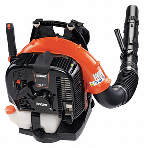 BACKPACK BLOWER GAS 770 CFM MAX AIR FLOW by Echo