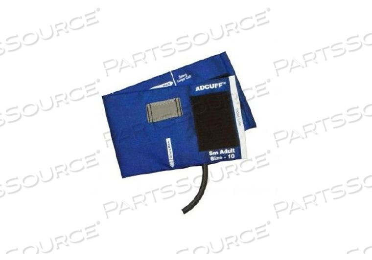 BP CUFF AND BLADDER KIT ADCUFF ADULT SMALL NYLON, ROYAL BLUE by American Diagnostic Corporation (ADC)