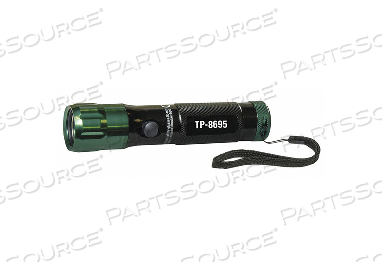 UV INSPECTION FLASHLIGHT INDUSTRIAL AAA by Tracerline