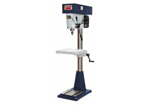 FLOOR DRILL PRESS BELT 20 1 HP 120/240V by DAYTON ELECTRIC MANUFACTURING CO