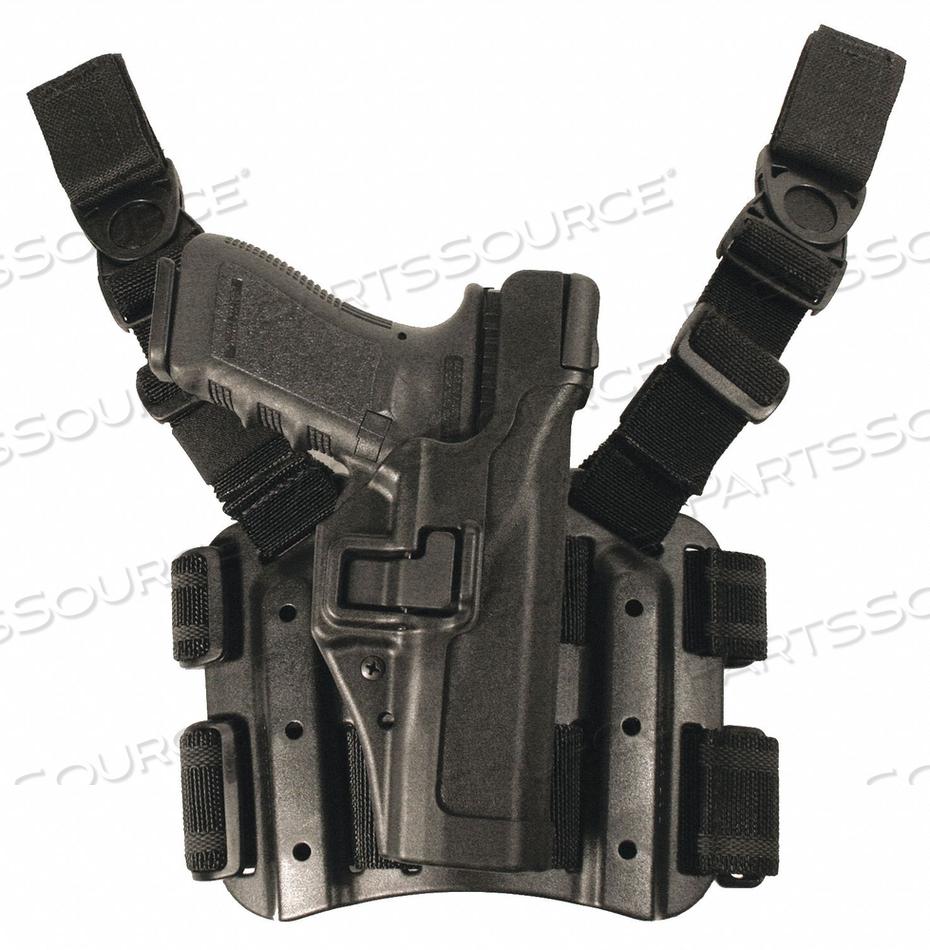 SERPA TACTICAL HOLSTER LH GLOCK by Blackhawk