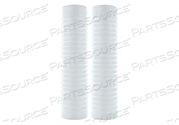 FILTER CARTRIDGE 5 MICRONS PK2 by Trident
