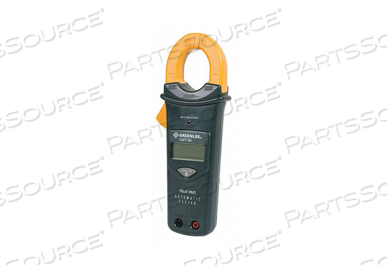DIGITAL CLAMP METER TRMS by Greenlee