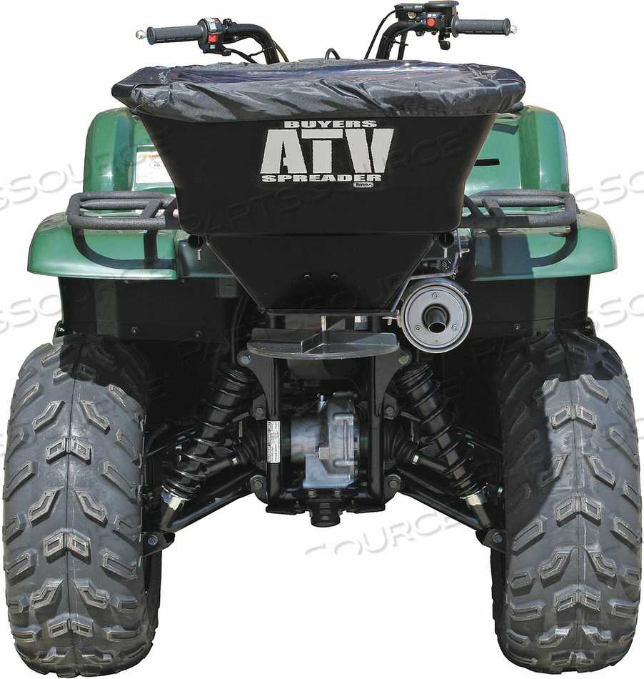 TAILGATE SPREADER CAPACITY UP TO 30FT. by Buyers Products