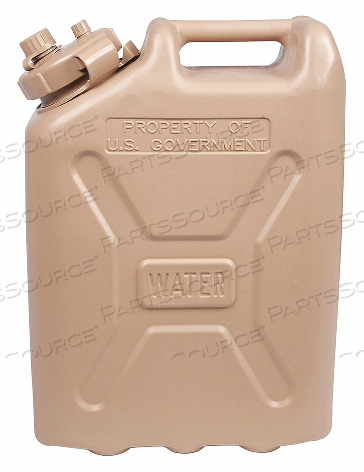 WATER CONTAINER PLASTIC 5 GAL. by Ability One
