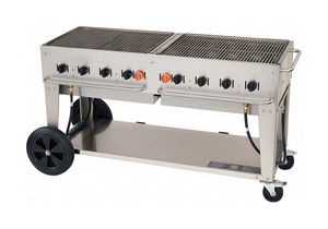 GAS GRILL BTUH 129000 by Crown Verity