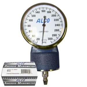 DELUXE HEAVY DUTY MANOMETER by Alco Sales & Service Co