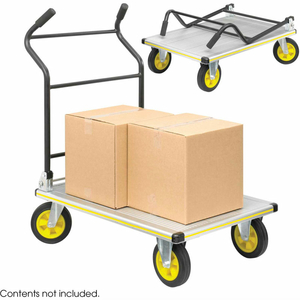 STOW AWAY 4053 PLATFORM TRUCK by Safco