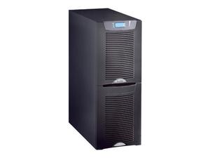 EATON 9155 - POWER ARRAY - 13.5 KW - 15000 VA 9 AH - ETHERNET 10/100, RS-232 - OUTPUT CONNECTORS: 8 - ACTIVE PFC - BLACK - CTO by Eaton