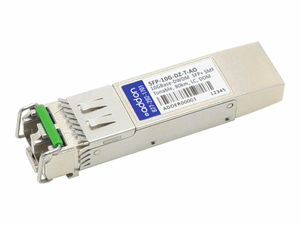 ADDON - SFP+ TRANSCEIVER MODULE (EQUIVALENT TO: ARISTA SFP-10G-DZ-T) - 10 GIGE - 10GBASE-DWDM - LC SINGLE-MODE - UP TO 49.7 MILES - 1530-1560 NM by ADDON