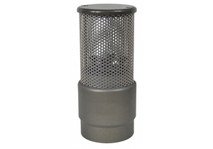 STRAINER BARREL NST 1-1/2 NH FEMALE by Moon American