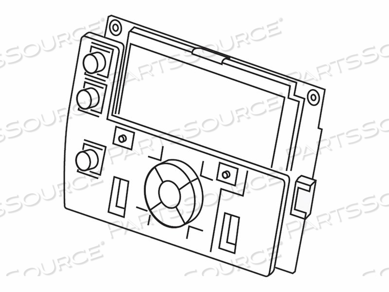 LEXMARK - LCD OPERATOR PANEL ASSEMBLY
