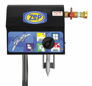 FILL DILUTION DISPENSER ZDS WALL MOUNT by Zep