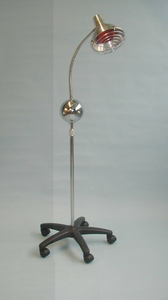 MOBILE BASE VARIABLE INFRARED LAMP by Brandt Industries, Inc.