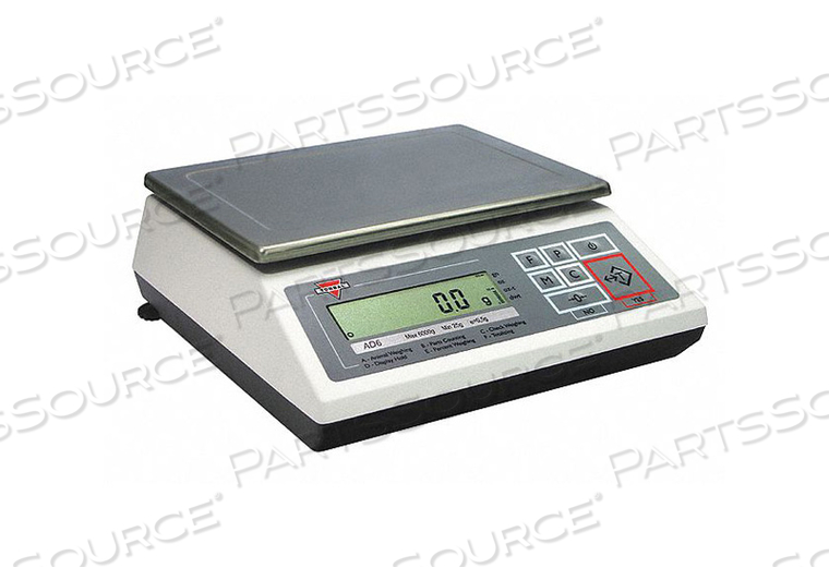 PRECISION BALANCE SCALE 6200G DIGITAL by Torbal