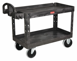 UTILITY CART 750 LB LOAD CAP. by Rubbermaid Medical Division