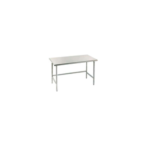 """WORKBENCH, 16 GA. 304 SERIES STAINLESS, 120""""WX30""""D by Advance Tabco"""