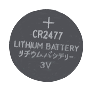 BATTERY, COIN CELL, 2477, LITHIUM, 3V, 1000 MAH by R&D Batteries, Inc.