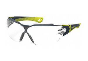 SAFETY GLASSES CLEAR LENS PR by HexArmor