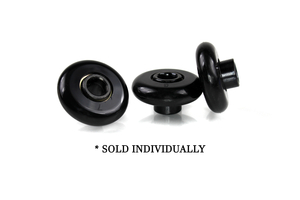 ROLLER, 1-1/4 IN DIA, POLYURETHANE, 3 IN by Life Fitness