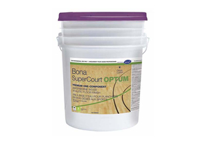 FLOOR FINISH LOW MAINTENANCE 5 GAL SIZE by Bona