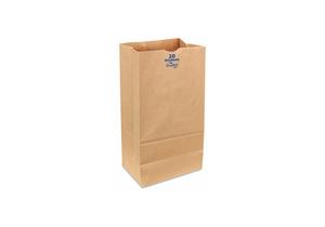 GROCERY BAG BRN 16-1/8 L 8-1/4 W PK400 by Duro