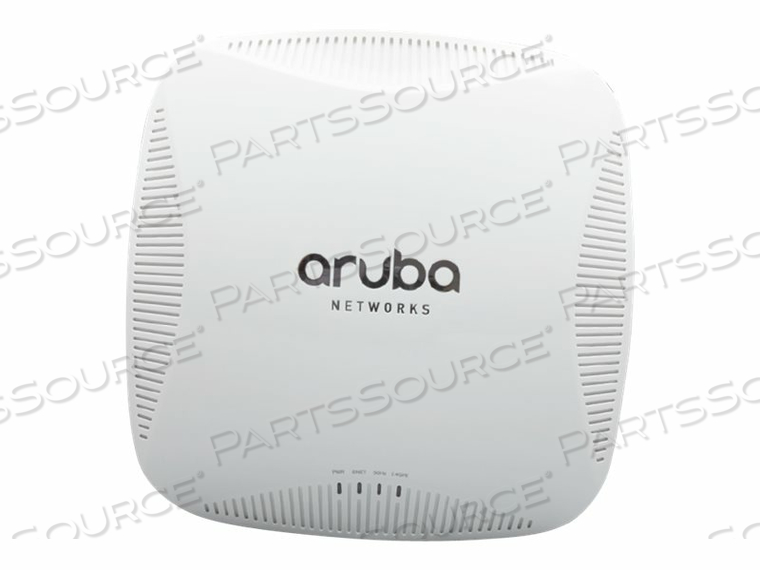 HPE ARUBA INSTANT IAP-215 (RW) - WIRELESS ACCESS POINT - WI-FI - DUAL BAND - REMARKETED - IN-CEILING by HP (Hewlett-Packard)
