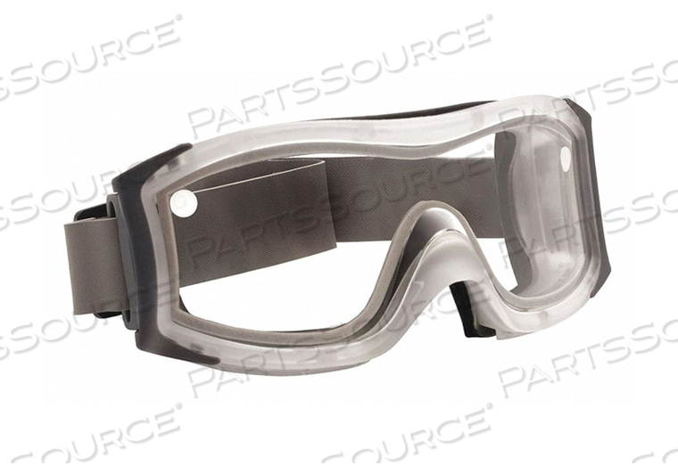 BOLLE DUO GOGGLES WITH NEOPRENE STRAP by Bolle Safety