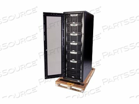 EATON BLADEUPS PREASSEMBLED SYSTEM TOP ENTRY 4 MODULES - POWER ARRAY - AC 208 V - 48 KW - RS-232 - BLACK