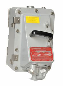 RECEPTACLE 30A 4P 3W ALUM UL 1010 600VAC by Appleton Electric