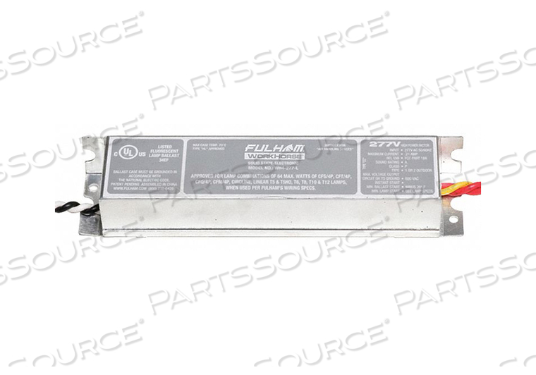 ELECTRONIC BALLAST 277V 13 TO 128W by Fulham