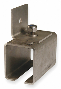 SIDE WALL MT. SS TRACK JOINTING BRACKET by Pemko
