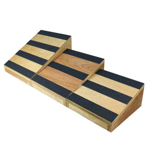 PROGRESSIVE INCLINE BOARD, 45X16X11, 3 ANGLES 20°/25°/ 30° by Ideal Products
