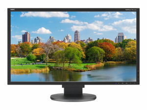 "LED MONITOR - 22"" - 1680 X 1050 - TN - 250 CD/M2 - 1000:1 - 5 MS - DVI-D, VGA, DISPLAYPORT - SPEAKERS - BLACK by NEC Display Solutions of America"