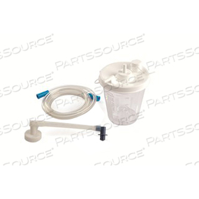 DISPOSABLE CANISTER, 800 ML by Laerdal Medical