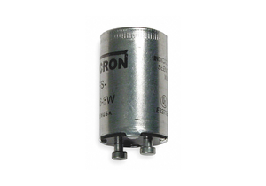FLUORESCENT LAMP STARTER WITH CONDENSER by 3M Healthcare
