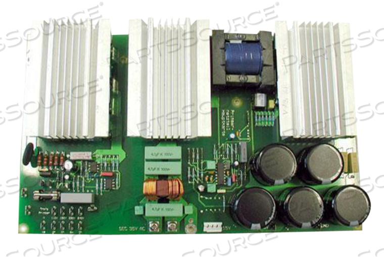 BOARD CCF100.P1-CCF100A.P2 PRIM POWER