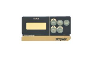 SCALE MODULE LABEL by Stryker Medical
