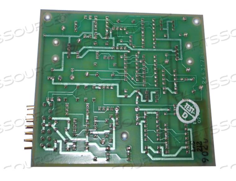 POWER ASSIST PRE-AMP BOARD