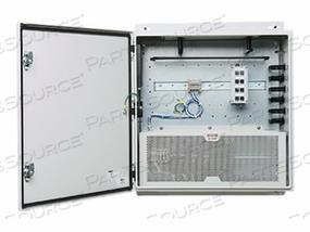 UNIV NTWK ZONE SYS 24X24 316 ENCL CAT6A by Panduit