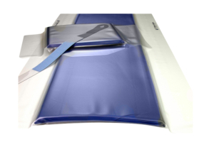CT TABLE SLICKER WITH CUSHION - VT 2000 TABLE by GE Healthcare