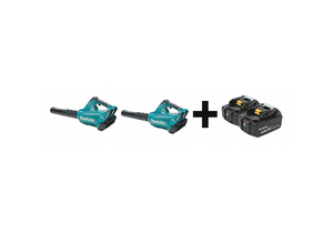 CORDLESS HANDHELD BLOWER KIT 18V 4.0AH by Makita