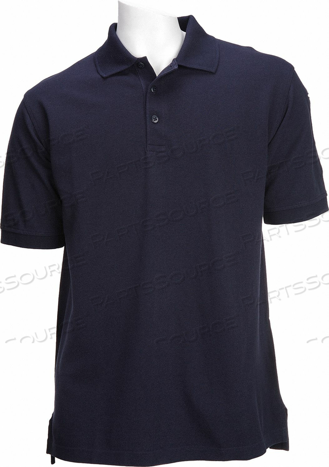 D4693 PROFESSIONAL POLO DARK NAVY L by 5.11 Tactical