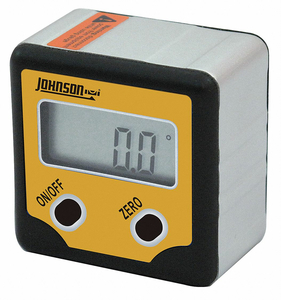 DIGITAL ANGLE FINDER MAGNETIC 2 BUTTON by Johnson Level