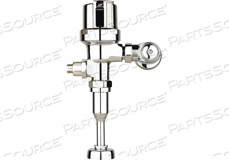 EXPOSED TOP SPUD AUTOMATIC FLUSH VALVE by AMTC Valve
