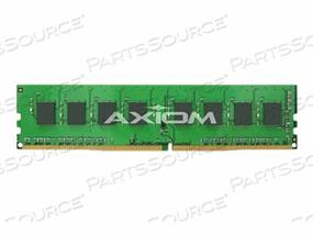 AXIOM AX - DDR4 - 8 GB - DIMM 288-PIN - 2400 MHZ / PC4-19200 - CL17 - 1.2 V - UNBUFFERED - NON-ECC - FOR ELITEDESK 800 G3 (DIMM), PRODESK 400 G4, 600 G3 (DIMM) by Axiom