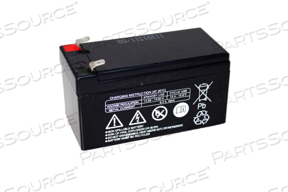 BATTERY, 12V by Baxter Healthcare Corp.